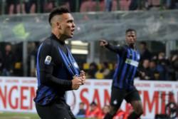 Con un gol de Lautaro Martínez y un doblete de Keita Baldé, Inter venció 3-0 a Frosinone.