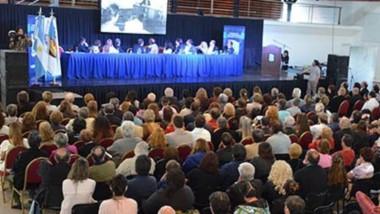 Más de 200 personas entre exconcejales, familiares de los que ya no están, empleados e instituciones civiles se acercaron para acompañar el 60º aniversario del Concejo.