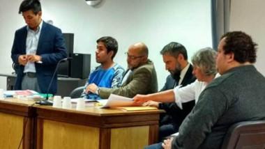 Lucas Gallardo y Luis Saldivia fueron acusados de homicidio culposo tras un choque con dos fallecidas.