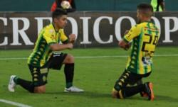 Aldosivi sumó tres puntos muy importantes como local.