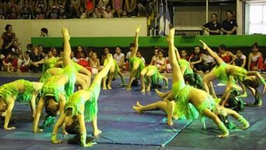 Con un magnífico evento, la gimnasia Artística y Acrobática realizó el cierre de actividades el sábado pasado.