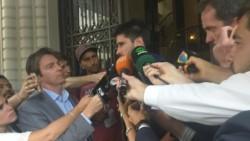 Pablo Pérez dio detalles de las agresiones del sábado y relató lo que vivió en la ambulancia que lo llevó a la clínica.