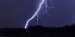 El Servicio Meteorológico Nacional (SMN) lanzó un alerta por tormentas eléctricas en la zona con su mayor intensidad al mediodía del martes. (Windy)