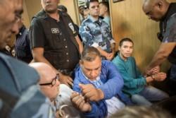 Los tres hombres que llegaron a juicio en Mar del Plata acusados por el abuso sexual y femicidio de Lucía Pérez, fueron absueltos  por un tribunal oral.