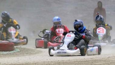 El campeonato de kárting de tierra tuvo la disputa de la última fecha del calendario en el circuito de Madryn.
