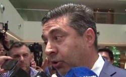 """Angelici: """"Hoy no aceptamos jugar ningún partido hasta que que el Tribunal de Disciplina se expida"""
