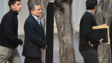 Detención presuntamente ilegal de Martín Bortagaray mientras aún era ministro de Familia, en el marco de la causa Revelación.