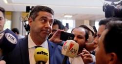 Daniel Angelici se reunió con el plantel y Barros Schelotto a la espera del fallo.