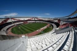 CONMEBOL informó la sanción por los incidentes en la previa del duelo ante Boca.