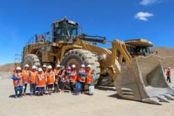 La actividad minera tomó un nuevo impulso en los últimos años en Jujuy generando un aumento de los puestos de trabajo.