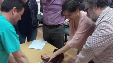 Se completó la capacitación en todos los hospitales cabecera de Chubut.