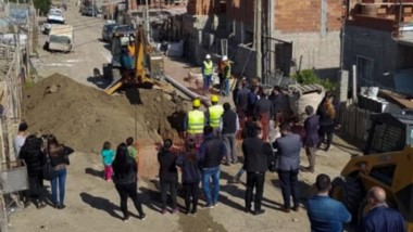 La obra de urbanización favorecerá a alrededor de 1.800 vecinos del barrio de Comodoro Rivadavia.