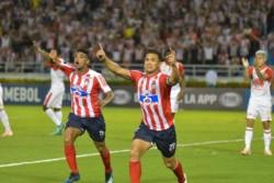 La primera final será ante Atlético Paranaense este 5/12 en Colombia.