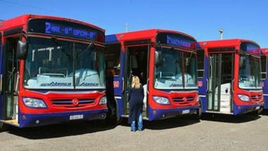 Son 20 nuevas unidades para el servicio urbano.