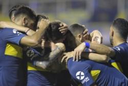 Con goles de Tevez (2), Cardona y Buffarini, el Xeneize goleó al Matador, que había empezado ganando con un tanto de Fede González, pero no lo aguantó.