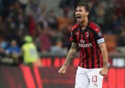 Romagnoli, a los 97 minutos, le dio la victoria a Milan sobre Udinese.