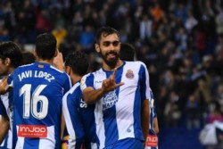Con gol de Iglesias, Espanyol se prende en la Liga.