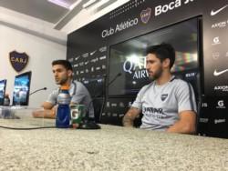 Pablo Pérez reaccionó cuando le sugirieron que River había ganado los últimos dos partidos con personalidad y pierna fuerte.
