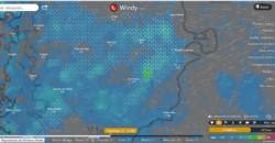 El día sábado arrancará fresco y lluvioso al igual que el día domingo en donde se espera mayores precipitaciones en el Valle y zonas aledañas.
