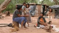 Extrema pobreza. El pueblo wichi, es uno de los grupos originarios más postergados del país.