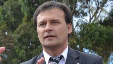 El exgobernador habló de llevar un proyecto de unidad del peronismo.
