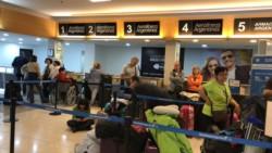 Un vuelo con destino a Ushuaia fue cancelado (foto archivo)