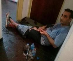Sergio Fernández (40) podría tener complicaciones de por vida tanto en lo sexual como en su aparato urinario.