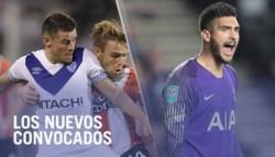 Gastón Giménez y Paulo Gazzaniga fueron convocados por Lionel Scaloni para los amistosos de la Selección ante México.