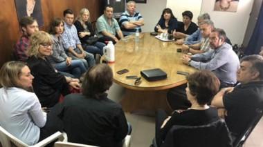 Cumbre. El Partido buscará sumar a los legisladores peronistas que todavía no fueron integrados.