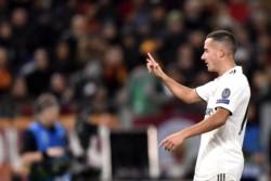Lucas Vazquez marcó el segundo y sentenció el partido. El Real vuelve a prenderse en la Liga, está a 3 del puntero Sevilla.