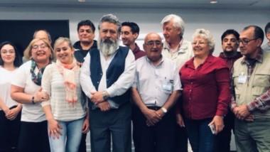 La Convención del PACh decidió de forma unánime en Comodoro Rivadavia dar su respaldo al gobernador.
