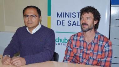 Los doctores Jorge Elías y Mariano Biondo dieron el nuevo informe.