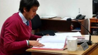 El funcionario de Fiscalía, Castro Albornoz, relató los hechos.