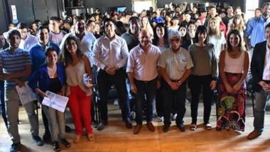 El intendente Ricardo Sastre destacó la política de inclusión social.