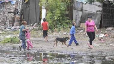 El Conurbano se posiciona como la zona más afectada por la pobreza.