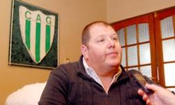 Jorge Durán, presidente de Germinal, envió la nota al Consejo donde anunció la ausencia.