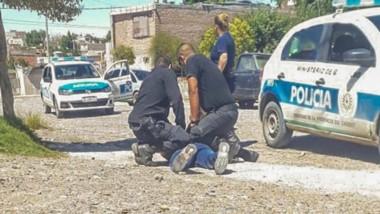 Jefatura de Policía confirmó que  lo detuvieron propios compañeros.