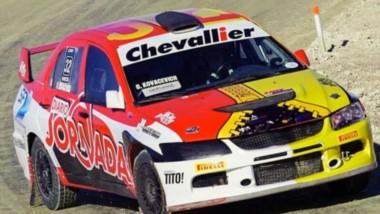 El piloto chubutense Omar Kovacevich buscará hoy ser campeón del CARX Rally Cross en la categoría N4.