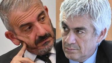 Los jueces César Zaratiegui y  Gustavo Castro optaron por la libertad.