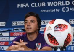 Gallardo reconoció que los días posteriores a la consagración en la Libertadores fueron complicados para el plantel, ya que tuvo que cambiar los hábitos y adaptarse en varios aspectos a Emiratos Árabe