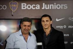 Burdisso se sumará a Boca como director deportivo y elegirá el nuevo DT junto con Angelici.