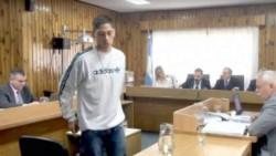"""Sebastián Jara, de 23 años, fue condenado el último viernes a tres años de prisión por el delito de """"lesiones graves""""."""
