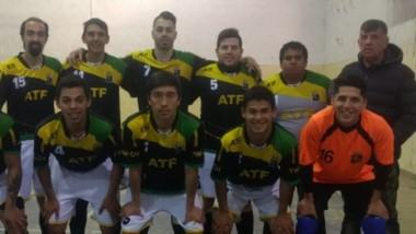 ATF, uno de los líderes del Clausura de la Asociación Kiñewen.