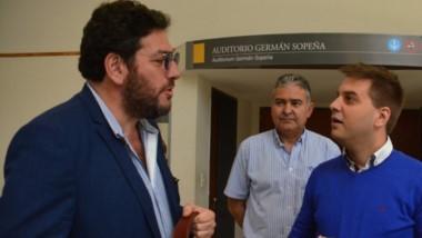 La muestra itinerante del MEF por el país la financiará Nación, confirmó Avelluto.