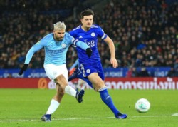 Manchester City se gana un lugar en las semifinales de la Copa de la Liga de Inglaterra.