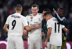 Real Madrid sonríe: le dio una lección de fútbol al Kashima y busca un nuevo título este sábado.