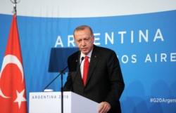 Erdogan tilda de increíble la explicación del príncipe saudí sobre caso Khashoggi.