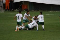Gracias a los goles de Gabriel Díaz y Enzo Díaz, Ferro derrotó 2-1 a Arsenal en Caballito.