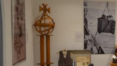 En la Asociación Portuguesa se inauguró un espacio de memoria que recrea el recorrido de pioneros