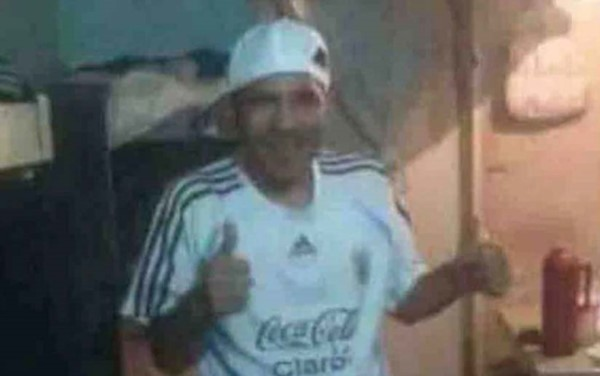 """Pocas horas después del ataque, la Policía detuvo a Juan Mercado (35), alias """"Escoila"""", quien había salido de prisión hacía poco tiempo tras cumplir una condena por un abuso sexual."""